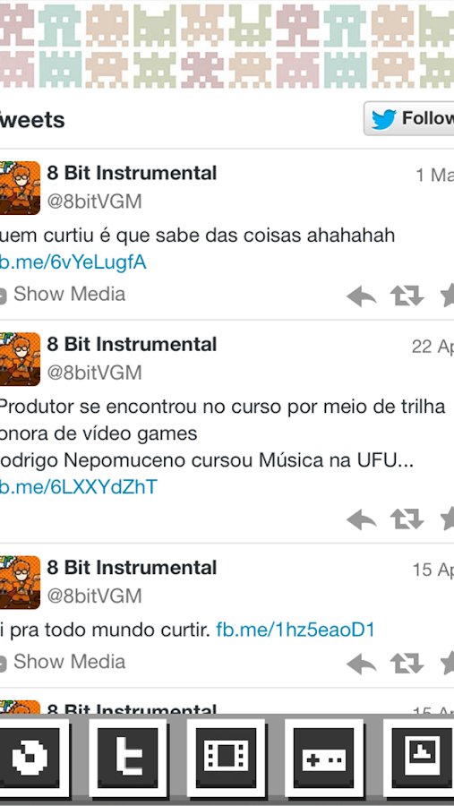8 Bit Instrumental The Number Of The Bit