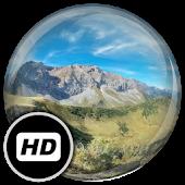 Panorama Wallpaper: Mountains