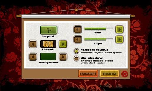 Mahjong Deluxe apk screenshot 4