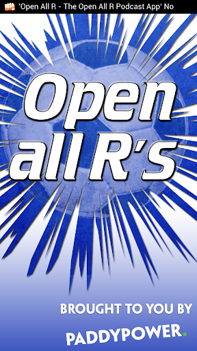 Open All R's - QPR Podcast App