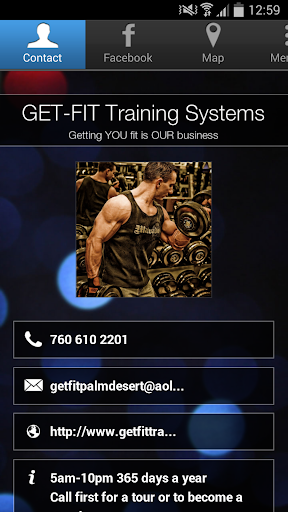 GET FIT Training Systems