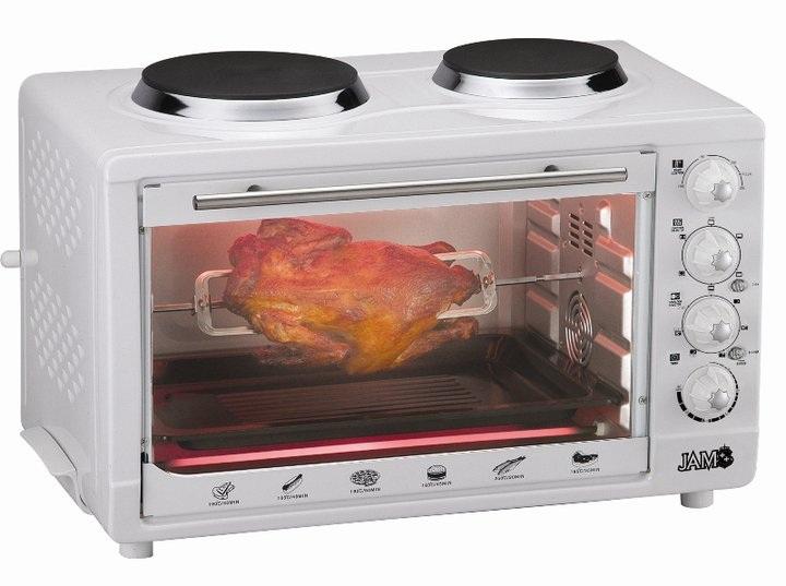 Nos centramos en las características de los hornos eléctricos y los microondas, dos de los electrodomésticos de cocina más usados en el mundo actual.