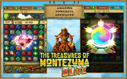 ��� ������ Treasures of Montezuma Blitz 1.1 data