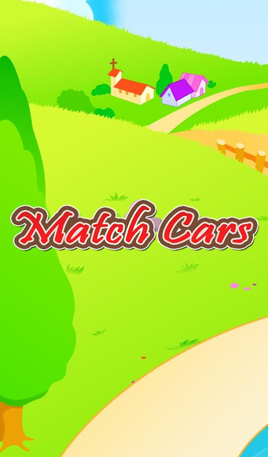 Cars Match Game for Toddlers- screenshot