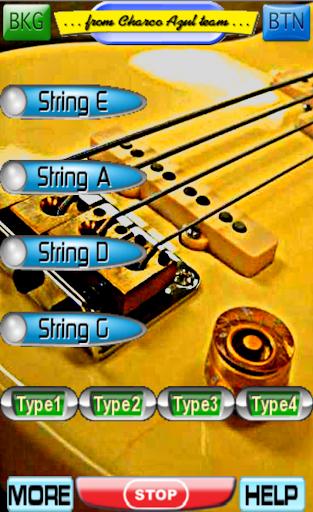 低音吉他调谐器