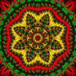 Mandala 3d HD Wallpaper