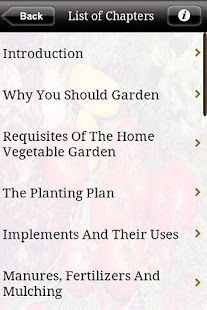 Home Vegetable Gardening - screenshot thumbnail