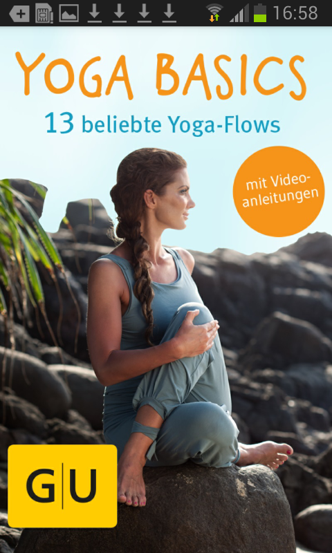 Yoga Basics – Screenshot
