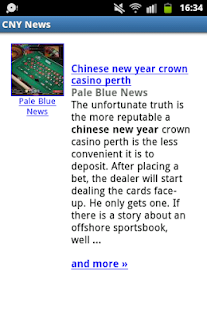 Chinese New Year 2015 News - screenshot thumbnail
