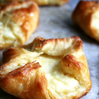 Processor Danish Pastry & Cheese Danishes Recipe
