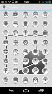 Smartees Icon Pack- screenshot thumbnail