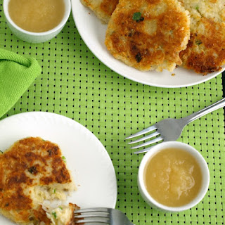 Irish Potato Pancakes - Boxty