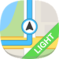 App GPS Navigation & Maps - light APK for Kindle