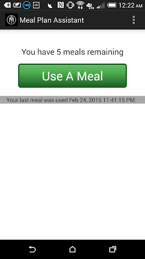Meal Plan Assistant BETA