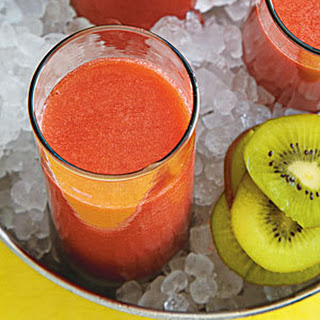Strawberry-Kiwi Juice.