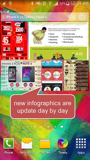 【免費娛樂App】Infographic Search-APP點子