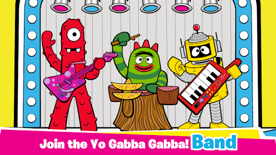 Yo Gabba Gabba Awesome Music