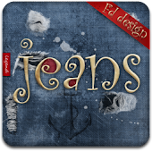 Jeans GO Launcher&Locker Theme