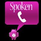 Talking Caller ID Free icon