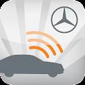 Mercedes-Benz CONNECT icon