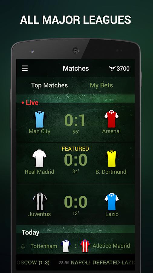 Fabula Football - LIVE - screenshot