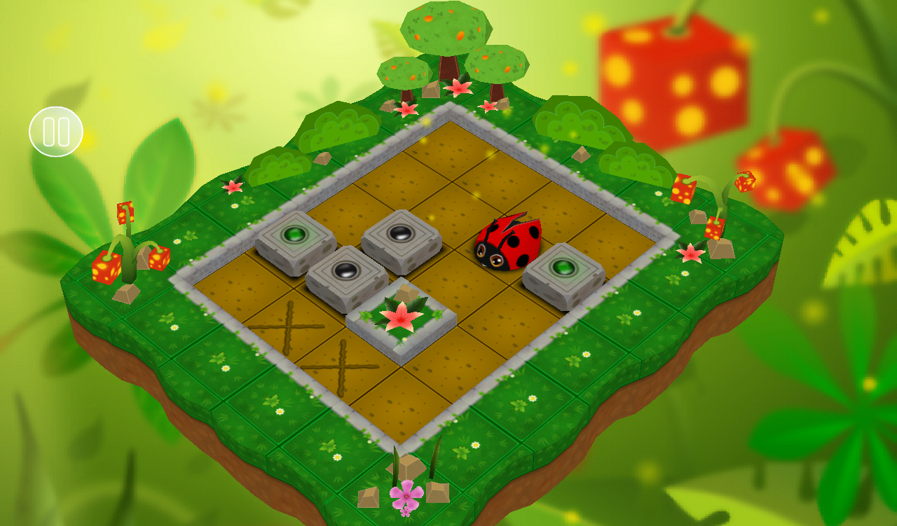 Sokoban Garden 3D - screenshot