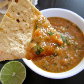 Fire Roasted Salsa Recipe