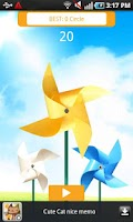 Screenshot of Blow windmill