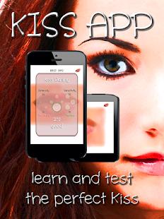 亲吻应用 - Kiss Trainer