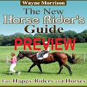 New Horse Riders Guide Preview logo