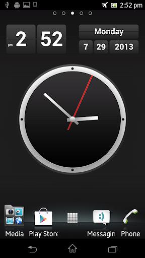 Zen Clock Live Wallpaper