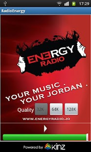 Energy Radio Jordan - screenshot thumbnail