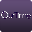 OurTime Dating for Singles 50+ icon