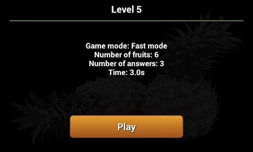 Fruity Glance Lite- screenshot thumbnail