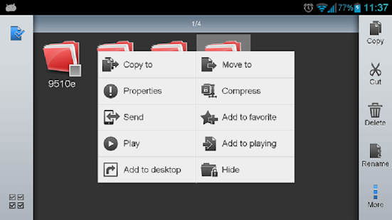ES File Explorer File Manager - screenshot thumbnail