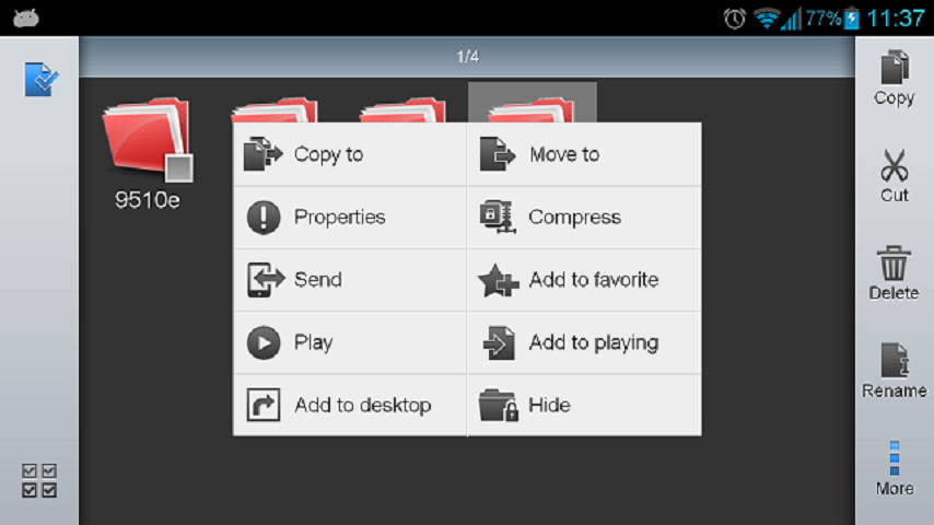 ES File Explorer  File Manager - screenshot