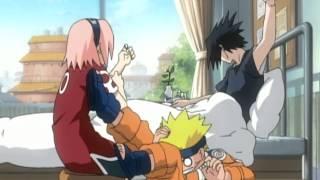 The Battle Begins: Naruto vs. Sasuke