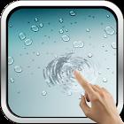 Fake iPhone Rain Wallpaper icon
