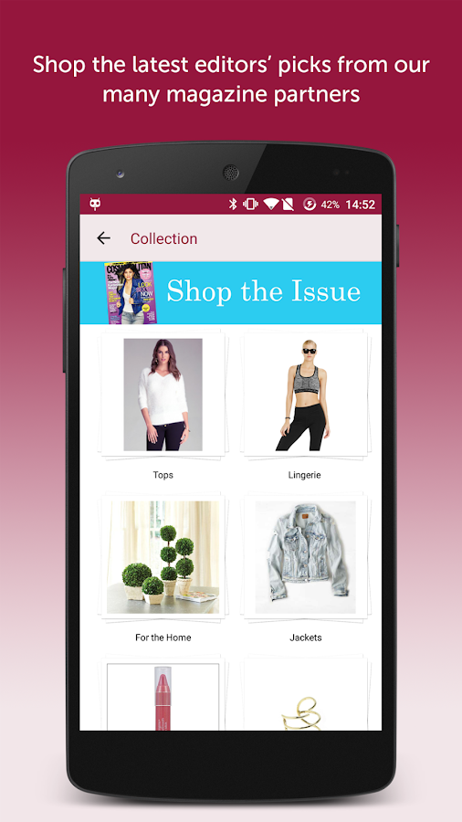 ShopAdvisor- screenshot