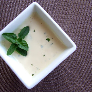 Oregano and Garlic Mayonnaise