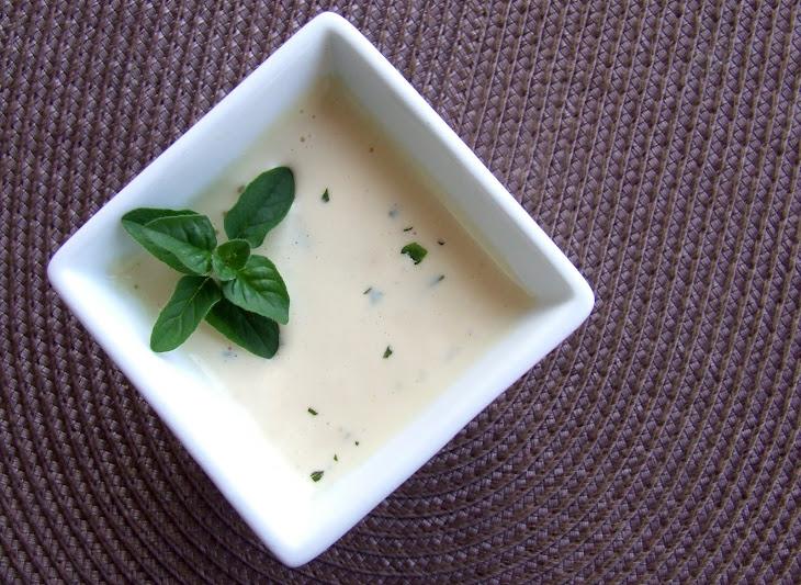 Oregano and Garlic Mayonnaise Recipe