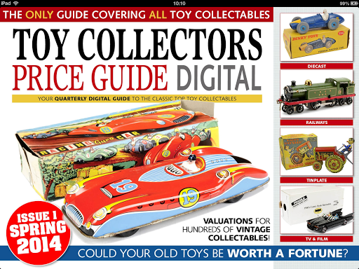 Toy Collector's Price Guide