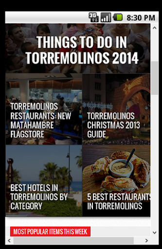 Torremolinos Guide 2014
