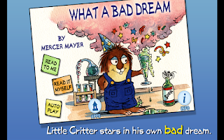 Screenshot of What a Bad Dream