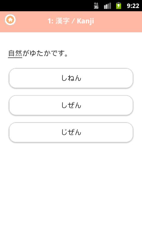JAPANESE 2 (JLPT N4)- screenshot