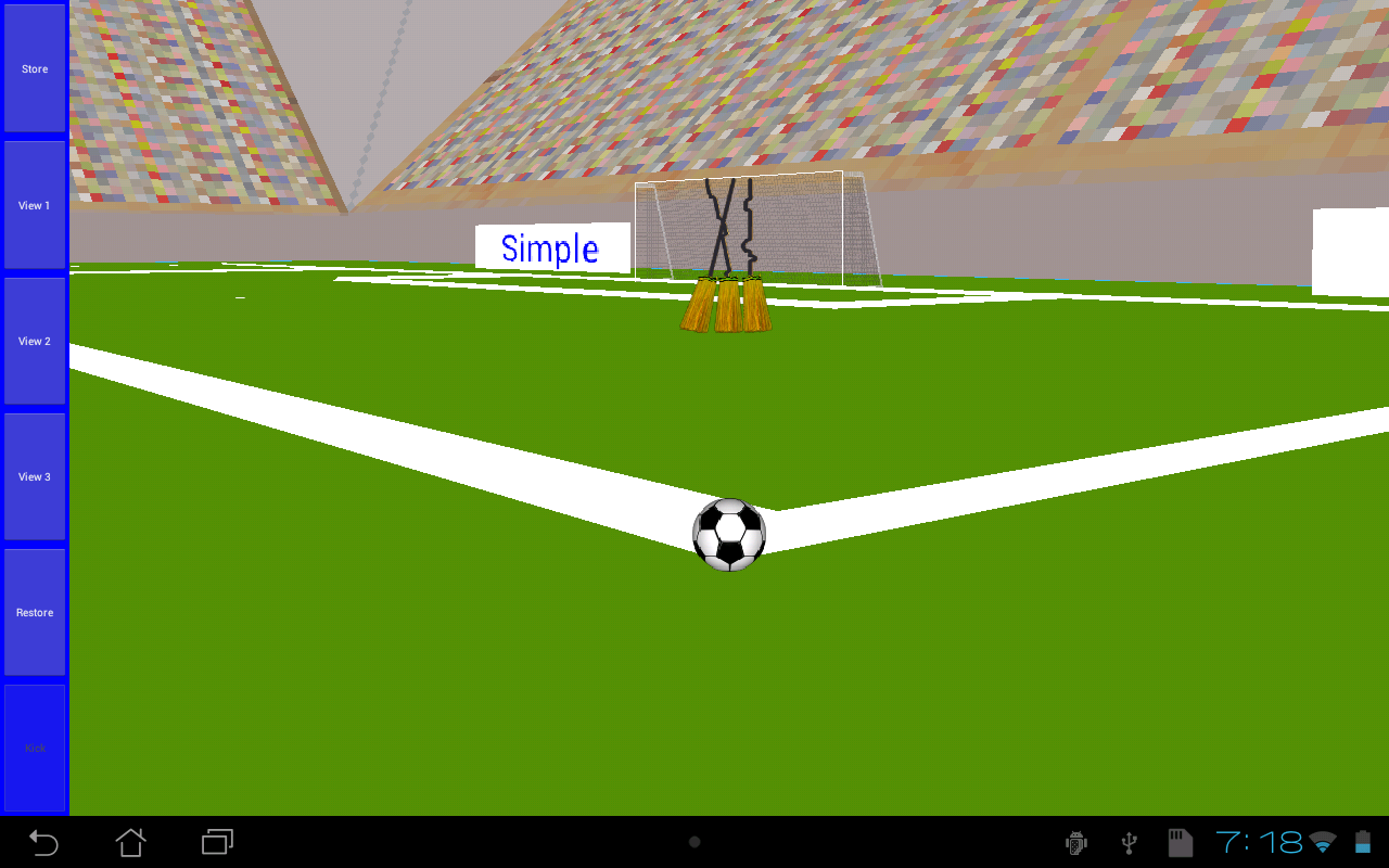 Curve Kick Android Apps On Google Play