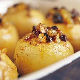 Baked Apples Marsala