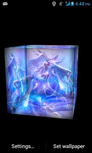 3D Angel LWP