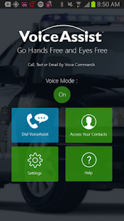 Voice Assist - screenshot thumbnail