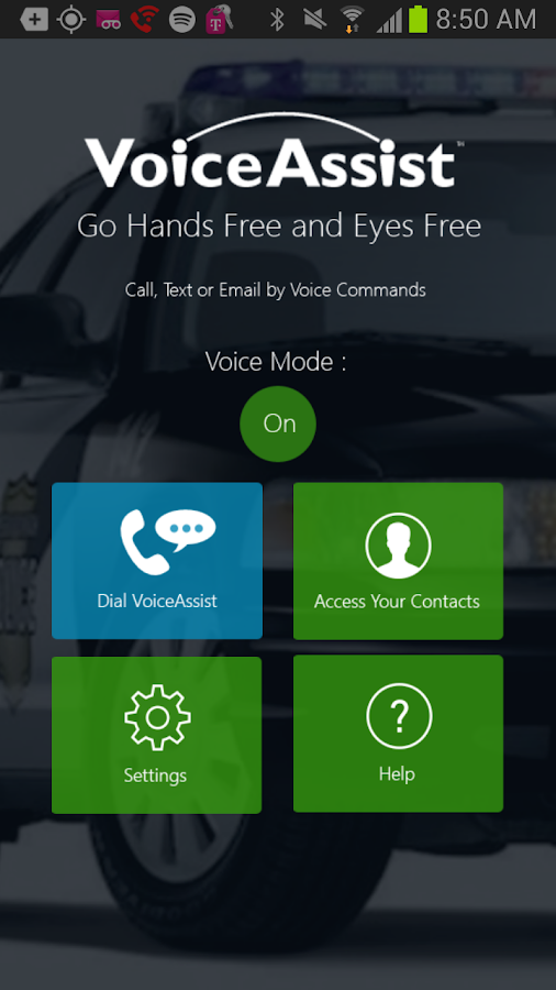 Voice Assist - screenshot
